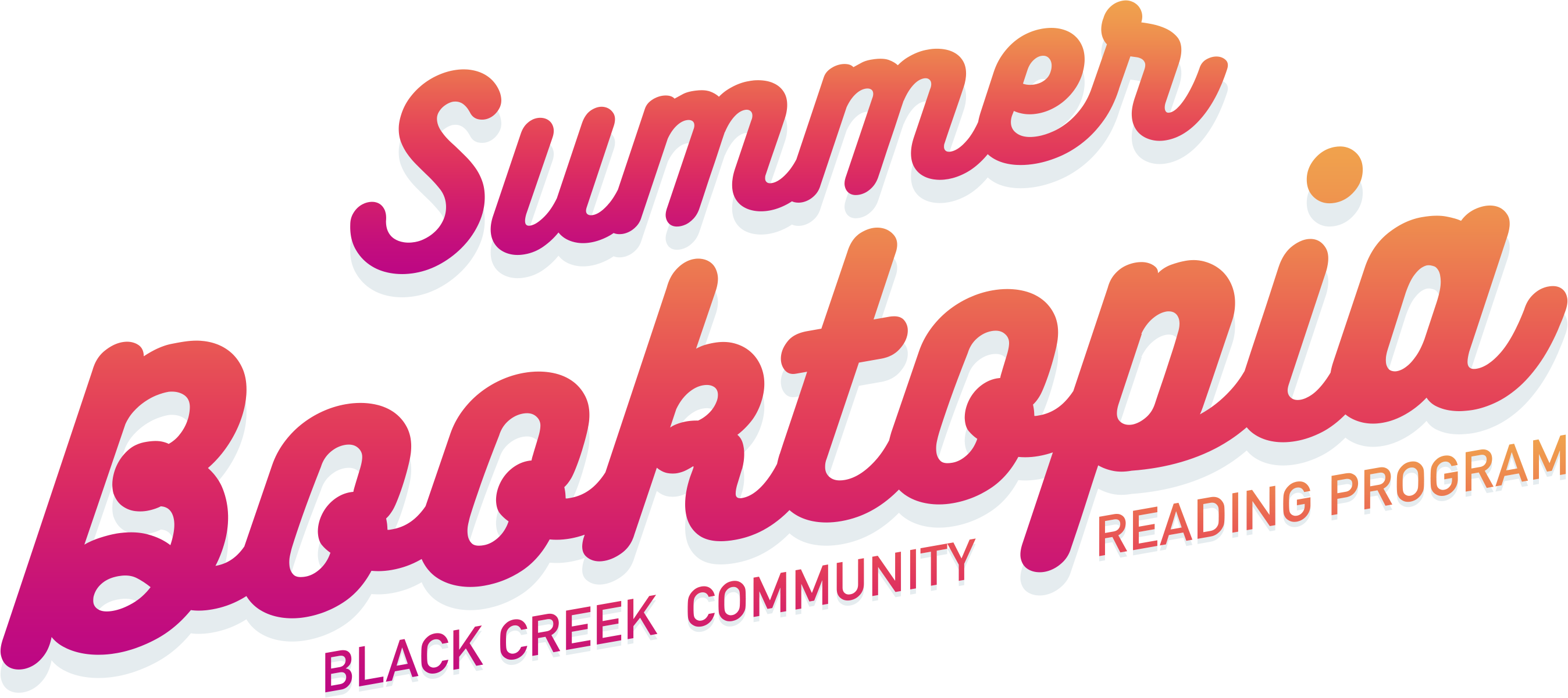 Summer Booktopia Logo